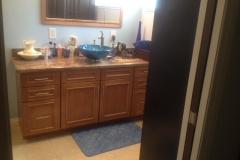 Surprise Bathroom Remodeling